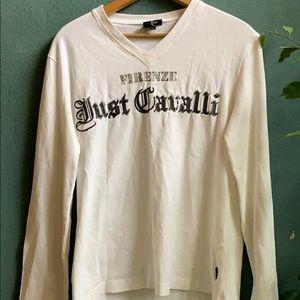 Vintage Just Cavalli Tee